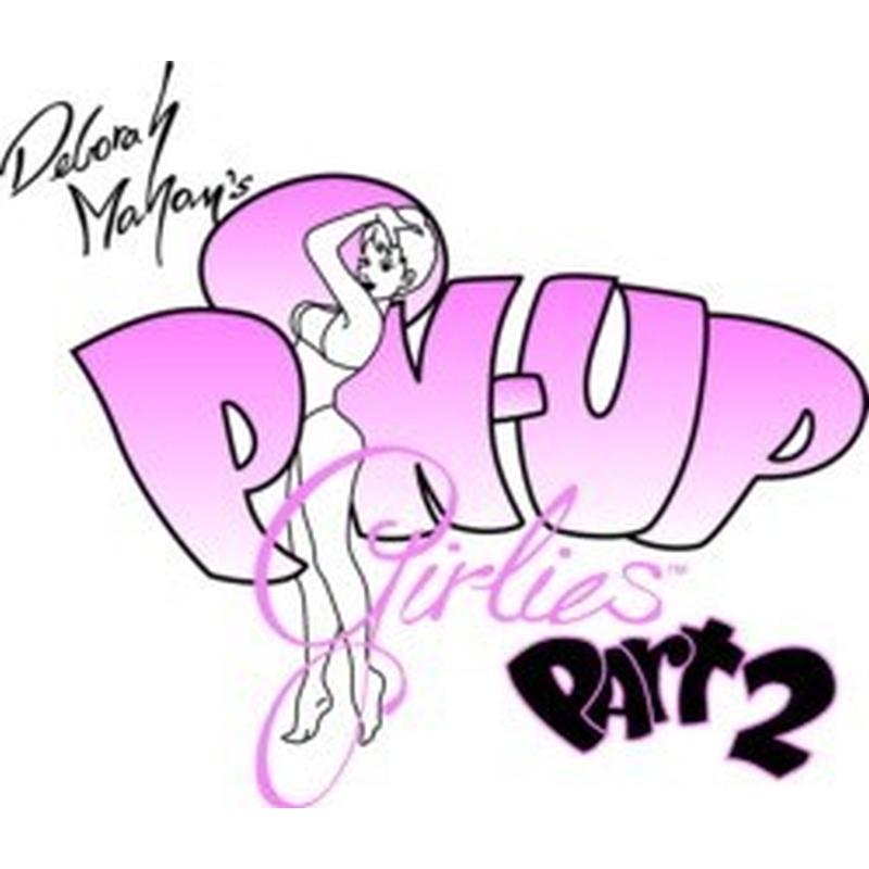 artool - Pin-Up Girls Part 2 - Schablonensatz 200 376