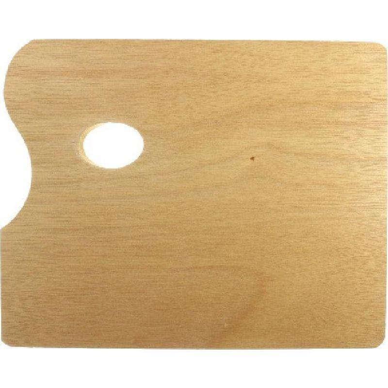 Mischpalette Holz 25x30cm 5mm eckig 977562 ***