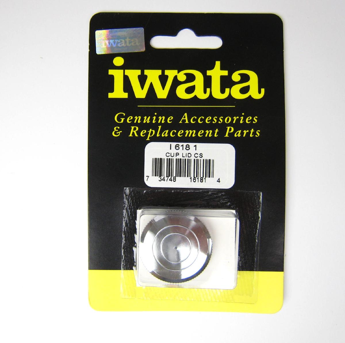 IWATA Deckel für REV (CR, TR1), ECL HP-CS,H-P+ CP, H-L CH, Kust CH,CM+CS, MicronCM-C+ ( 085 35 380 )
