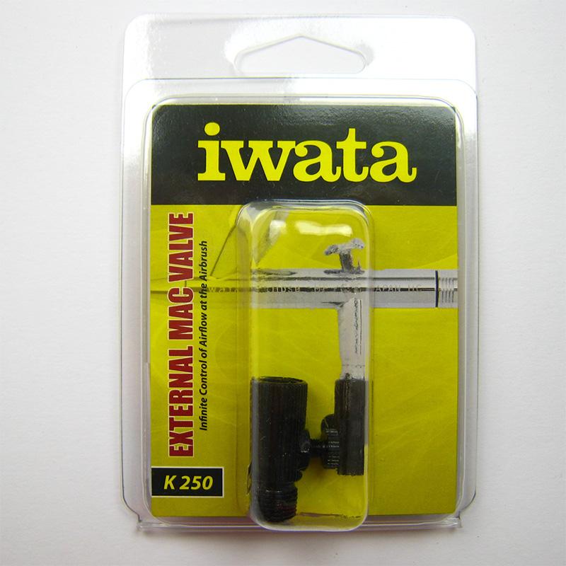 IWATA Externer Druckminderer ( VIMK250 ) K250 Externes MAC-Ventil
