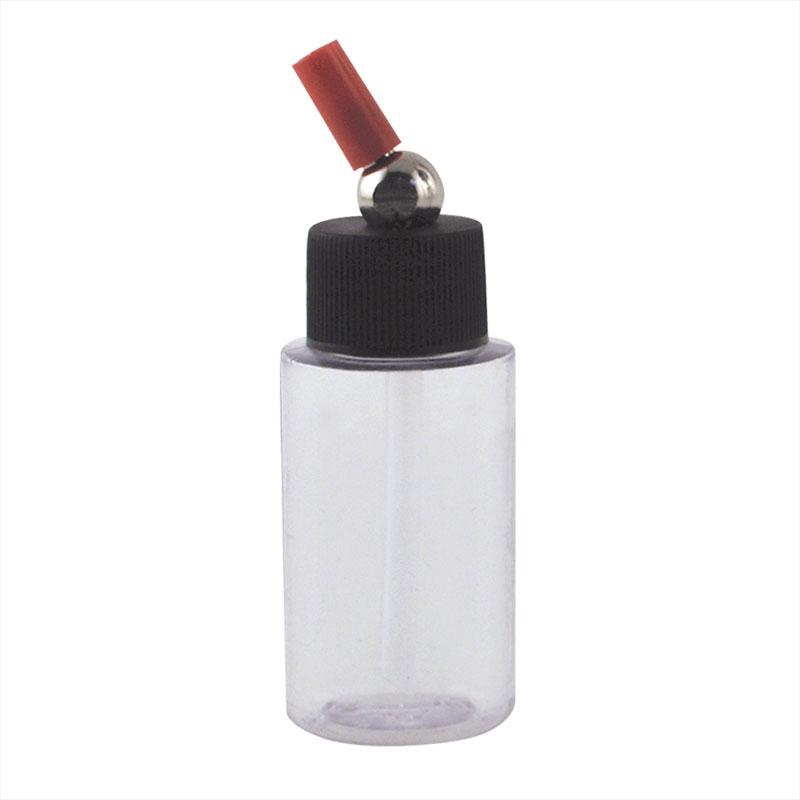 IWATA Flasche klar 1 oz 28ml mit Anschluss ( VIM4501 )