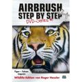 DVD Airbrush Step by Step DVD-Series 1 Wildlife-Edition