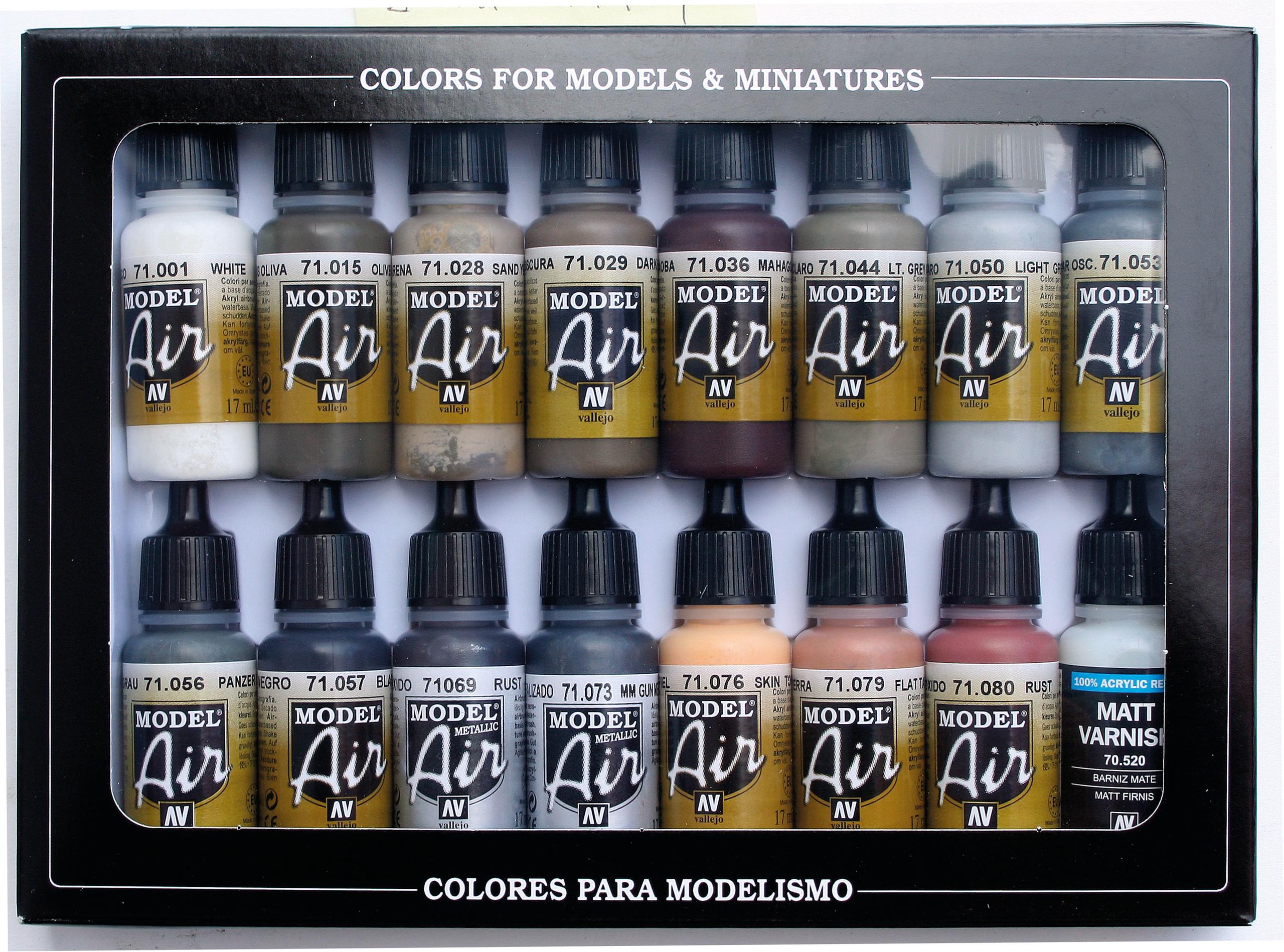 Model Air Alterungsset 71194 Airbrush Farbe 100 513