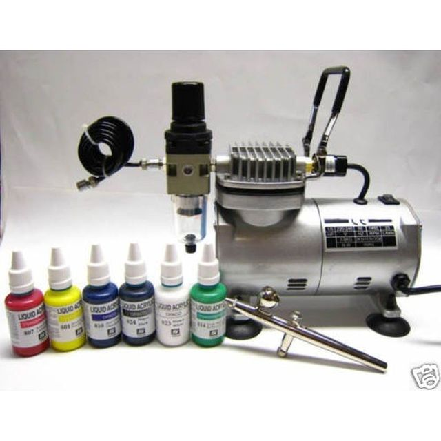 Komplett Airbrush Set mit Ultra 4400 600