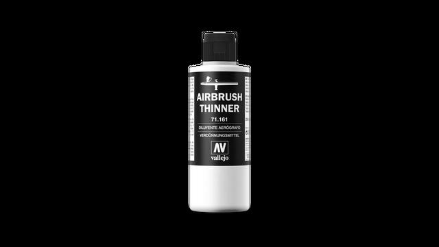 Vallejo Airbrush Farbe 71.161 Verduennungsmittel 200ml  100 901 Verdünner