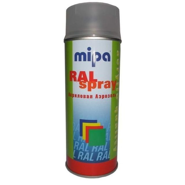 Mipa Acryl-Klarlack-Spray 400ml matt  214500001