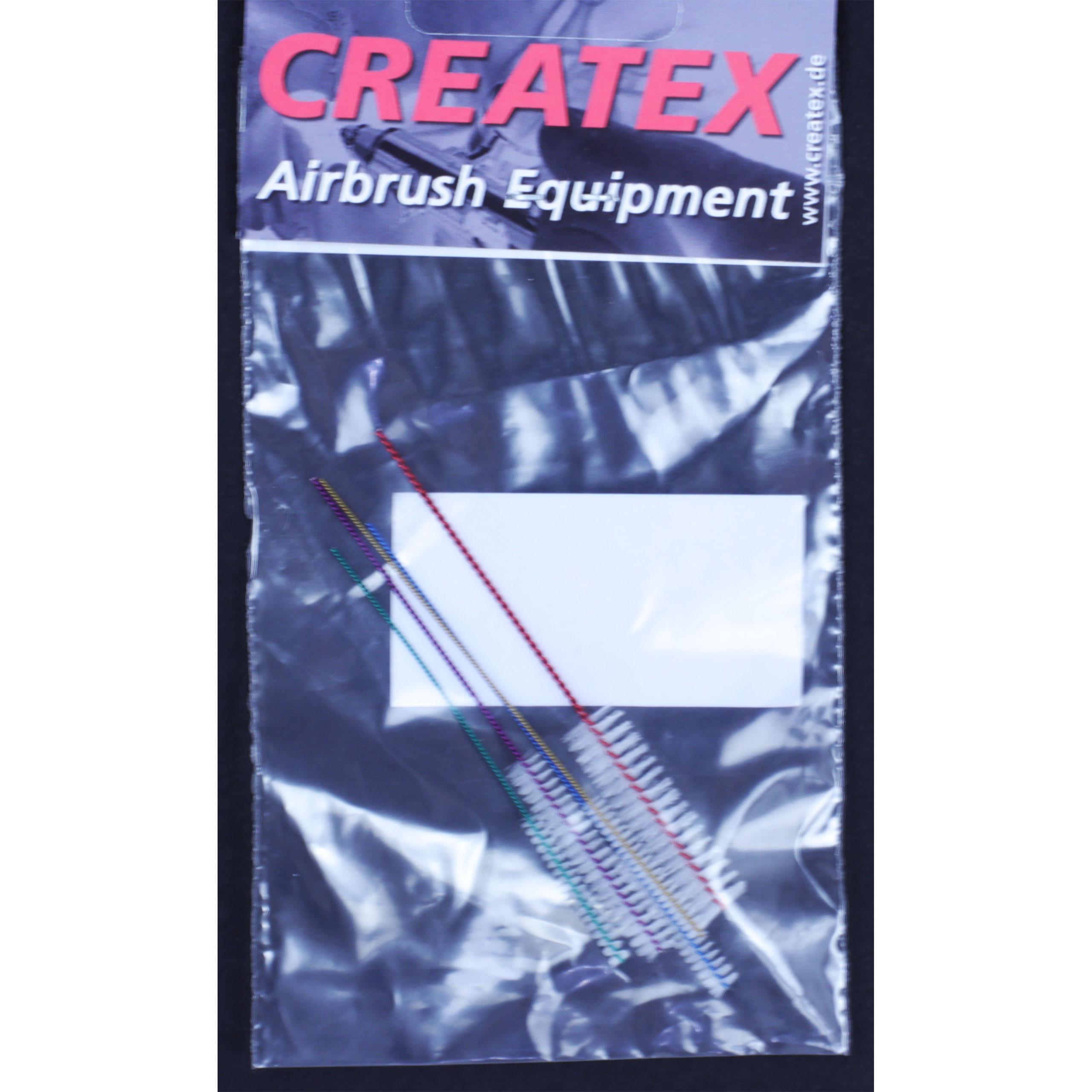 Createx, je 1 Airbrush-Reinigungsbürste 300 667