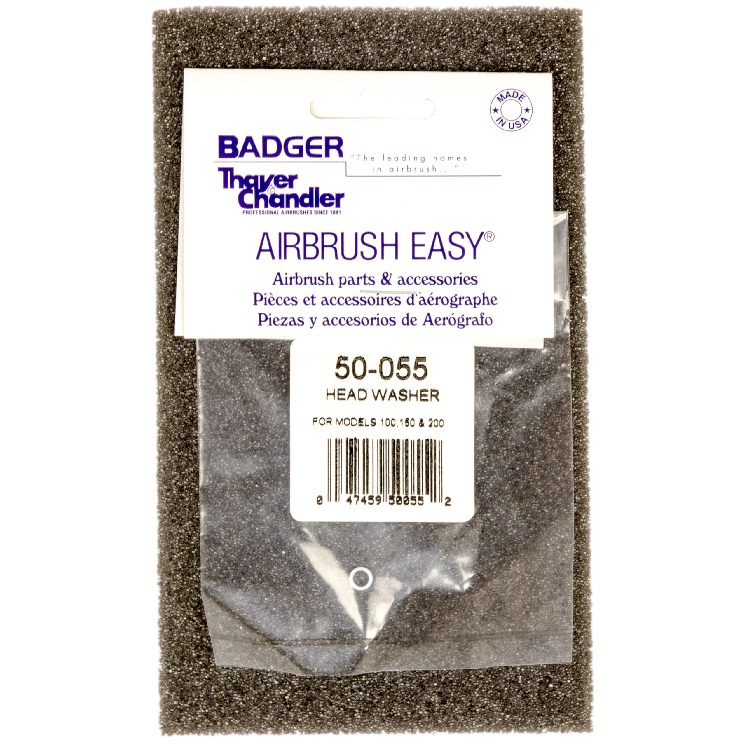 Badger 50-055 Kopfdichtung für Airbrush 100 150 200