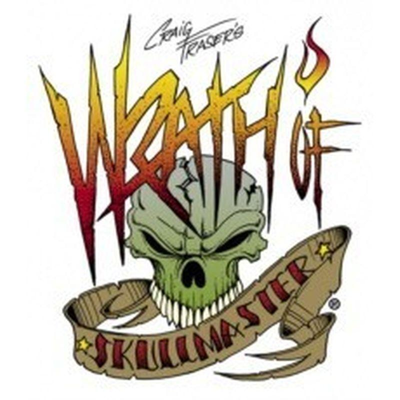 artool - Wrath of SkullMaster -Mini-Schablonenset 200 439