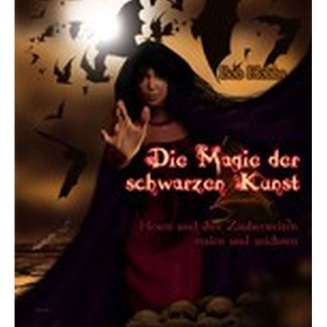 Buch Magie der schwarzen Kunst 300 370