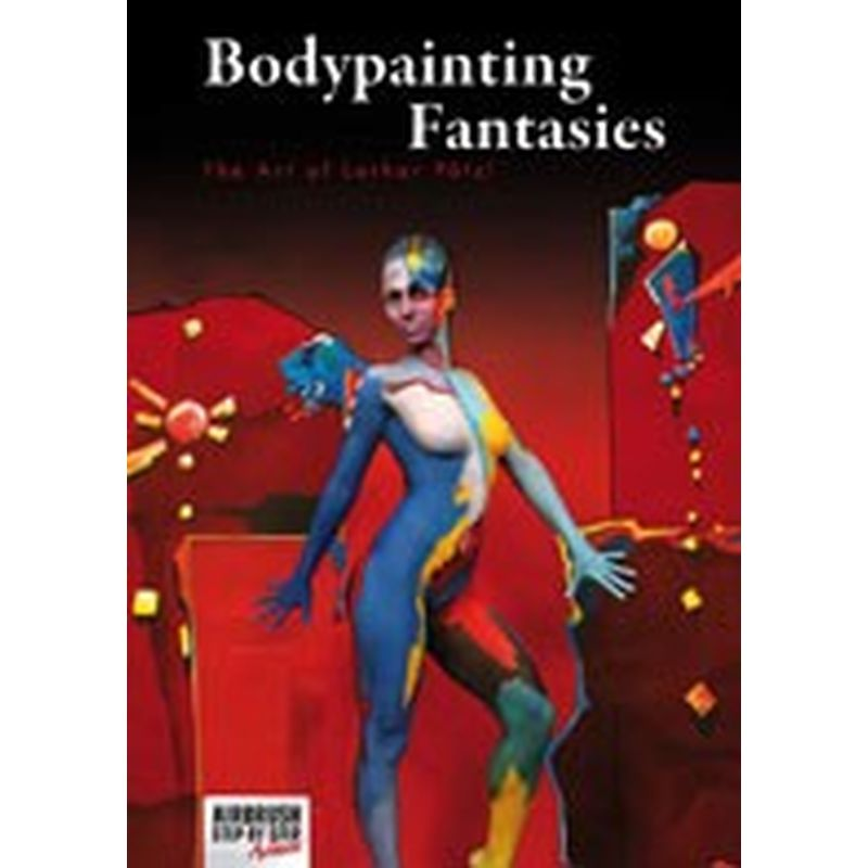Buch Bodypainting Fantasies 300 328