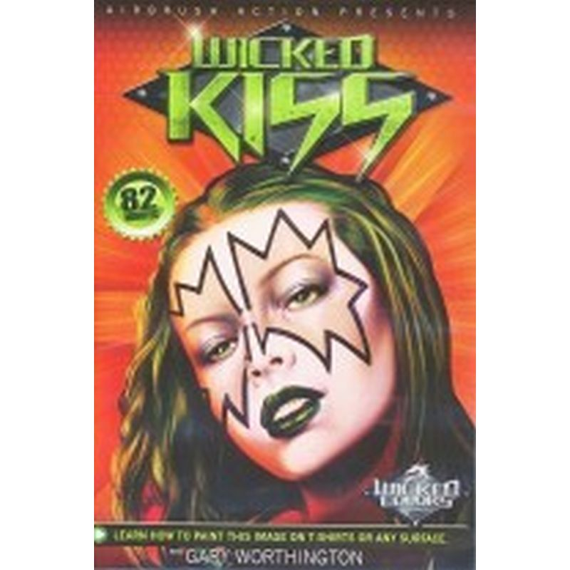 DVD Wicked Kiss 220 033