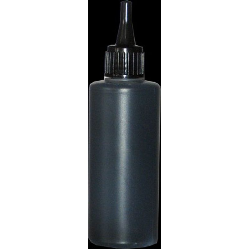Airbrush Star SCHWARZ 100ml Bodypainting Farbe 891117 Eulenspiegel