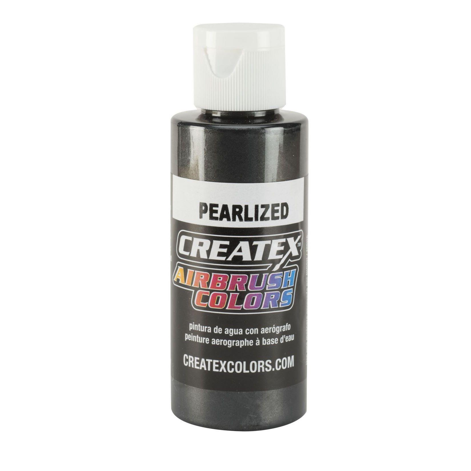 pearl Schwarz Createx Airbrush Colors Farbe 60ml 11 5315 Createx