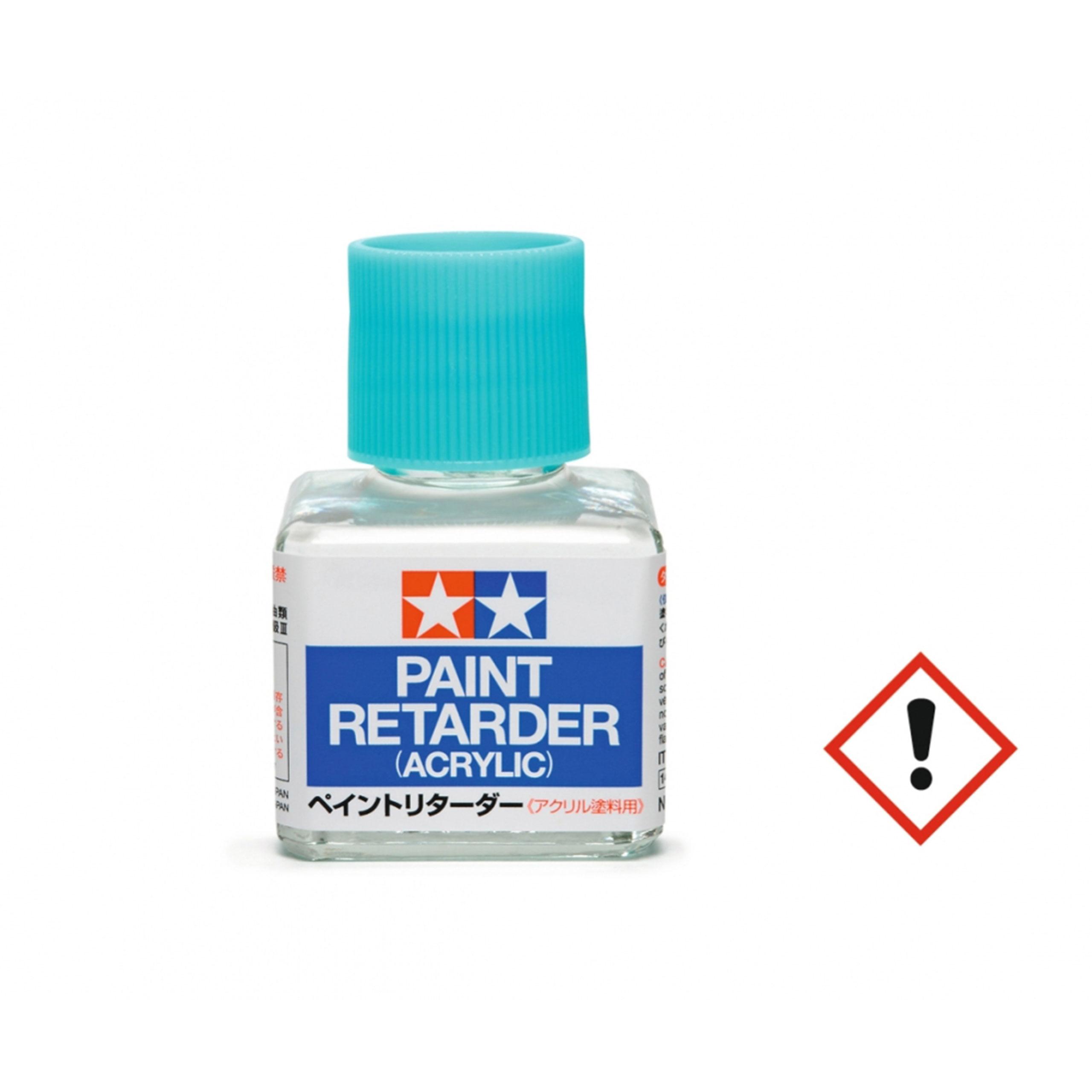 Acryl Farb Verzoegerer - 40ml Paint Retarder Tamiya 300087114