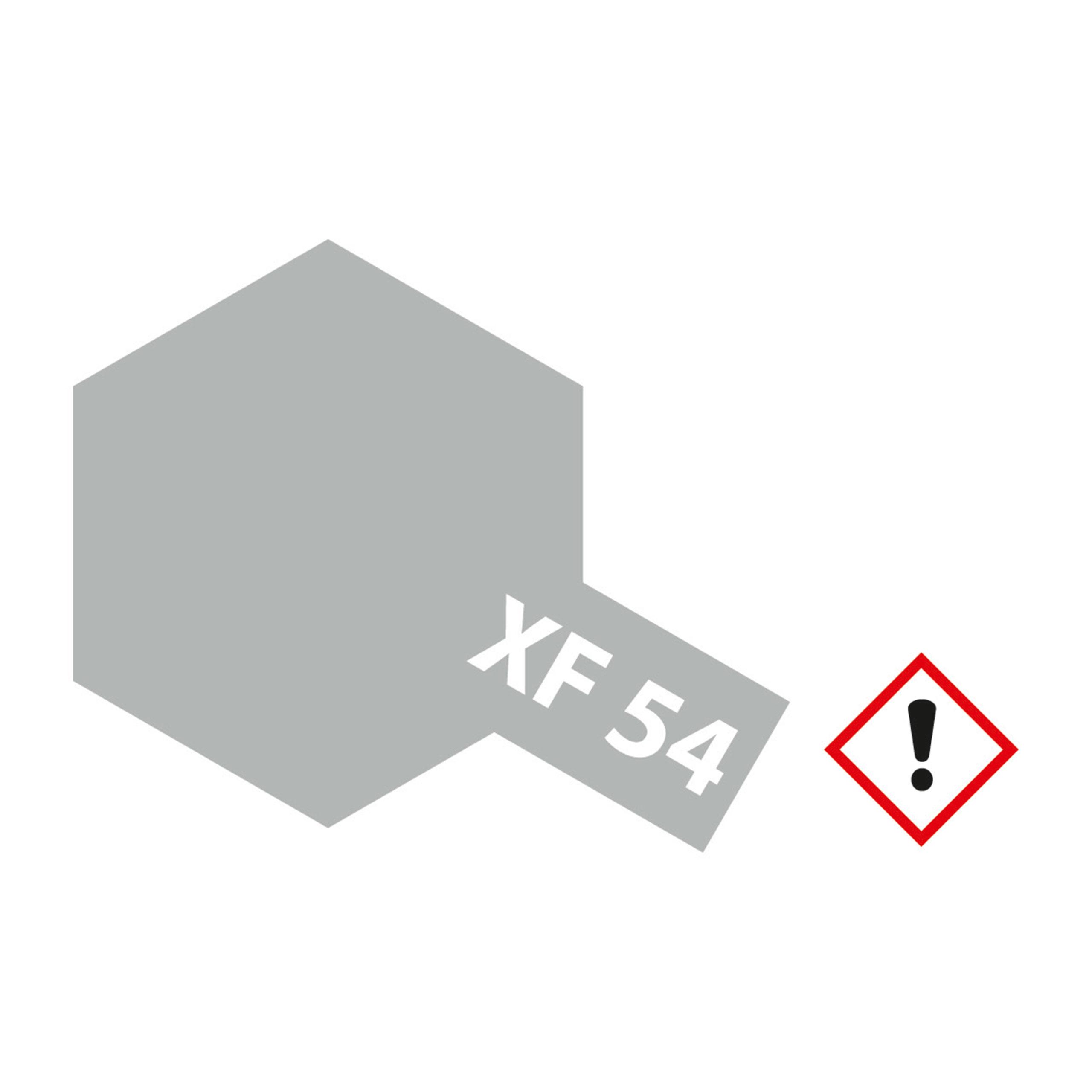 XF-54 Seegrau dunkel matt - 23ml Acrylstreichfarbe wasserloeslich Tamiya 300081354