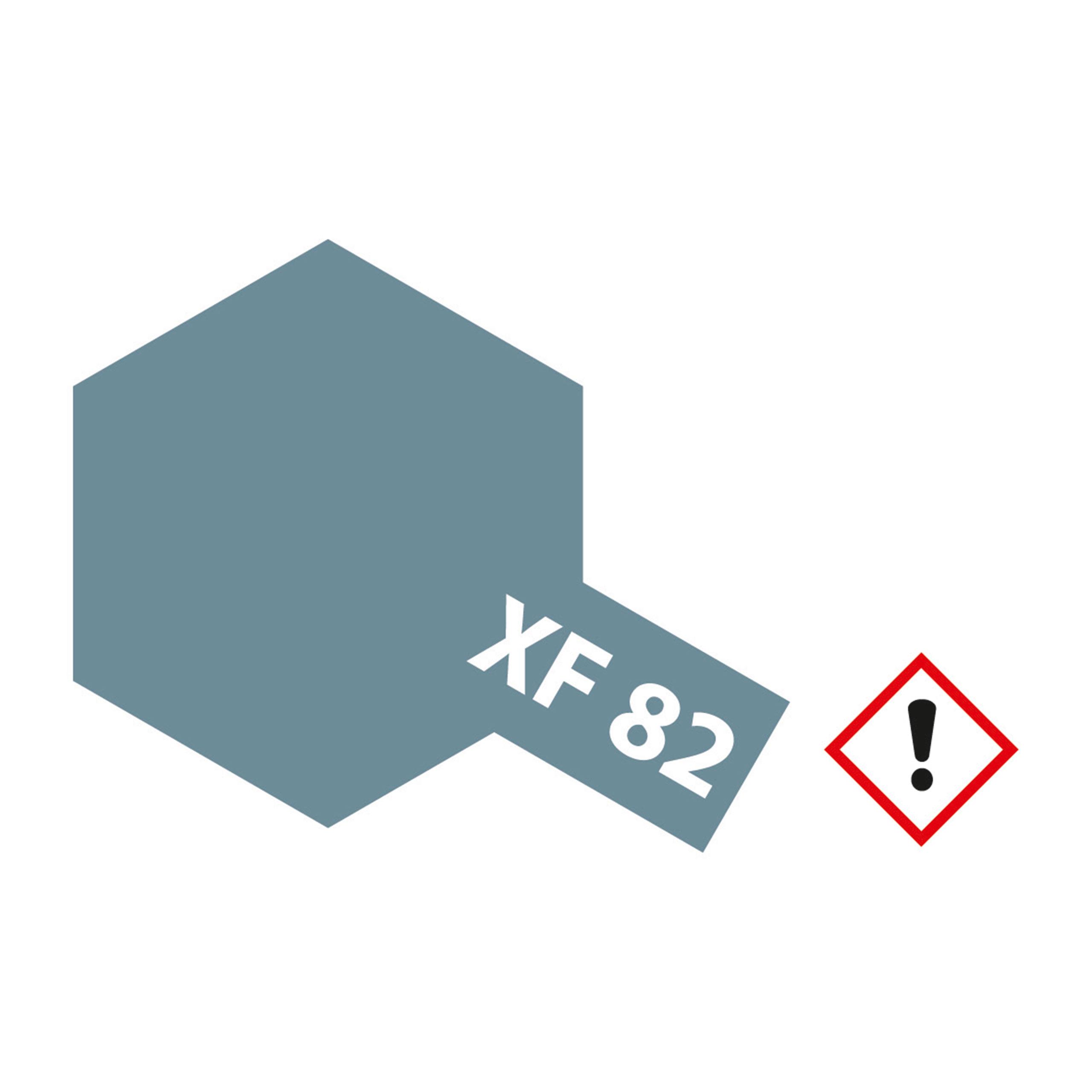 XF-82 Ozean Grau 2 RAF matt - 10ml Acrylstreichfarbe wasserloeslich Tamiya 300081782
