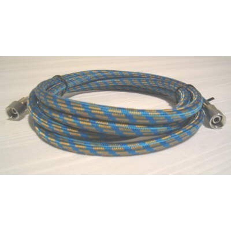 Textil-Luftschlauch 1,8 Meter-1/8-1/8
