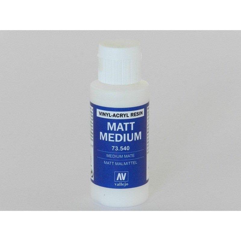 Vallejo Matt Medium 60ml 100 935 MATT MEDIUM 73.540