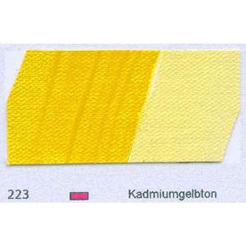Schmincke 250ml AKADEMIE Acryl Kadmiumgelbton Acryl 23 223 027