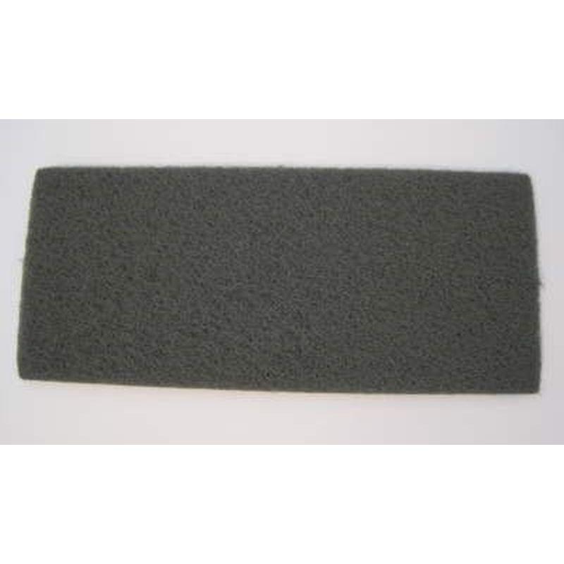 Schleifvlies Pad 115x280mm ultra fein ( grau) 5 Stück