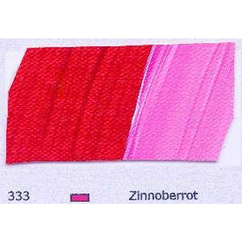 Zinnoberrot 250ml Acrylfarbe - AKADEMIE Acryl - Schmincke 23 333 027