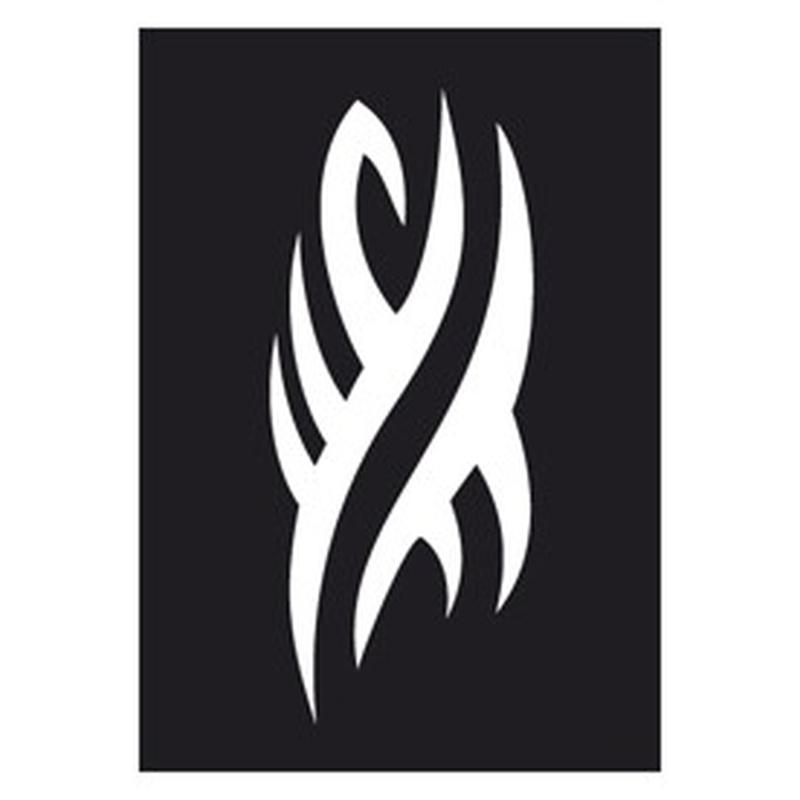 Tattoo Schablone Tribal 5 263 031