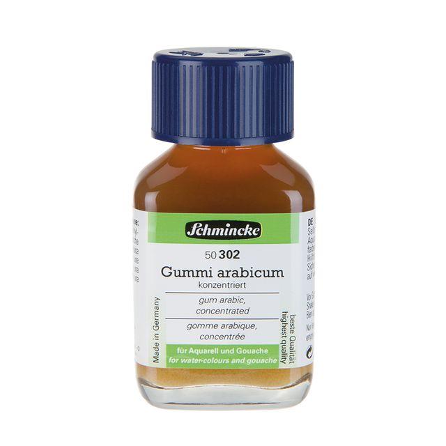 Schmincke 60ml Hilfsmittel Gummi Arabicum Aquarell 50 302 025