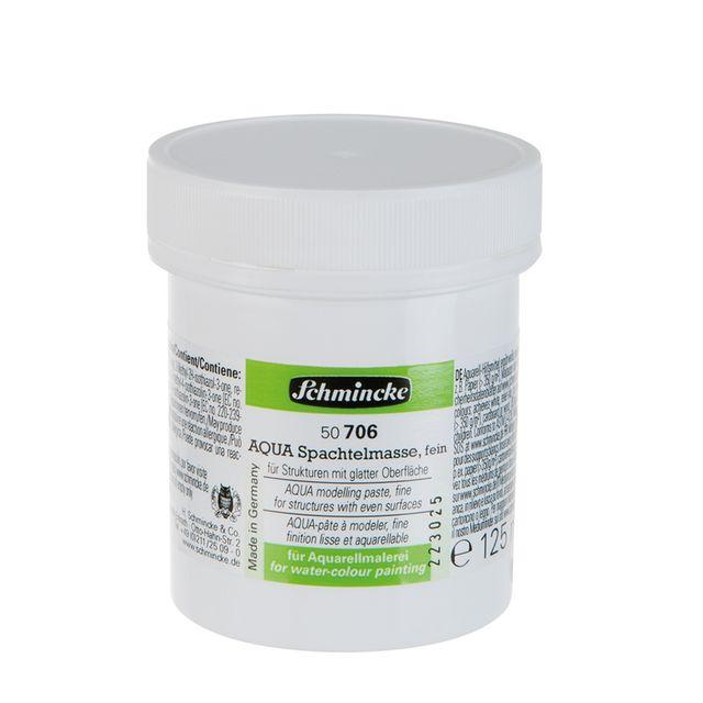Schmincke 125ml Hilfsmittel AQUA-Spachtelmasse fein Aquarell  50 706 047