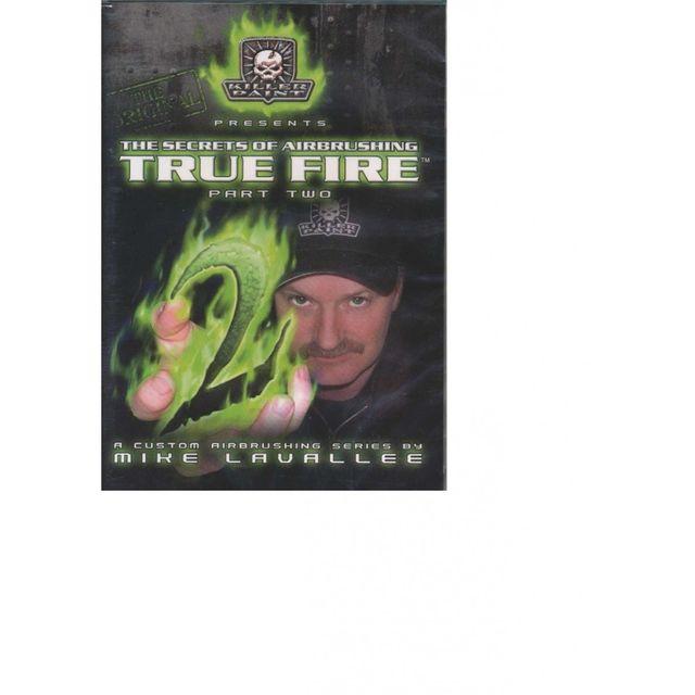 DVD - True Fire II 200 737