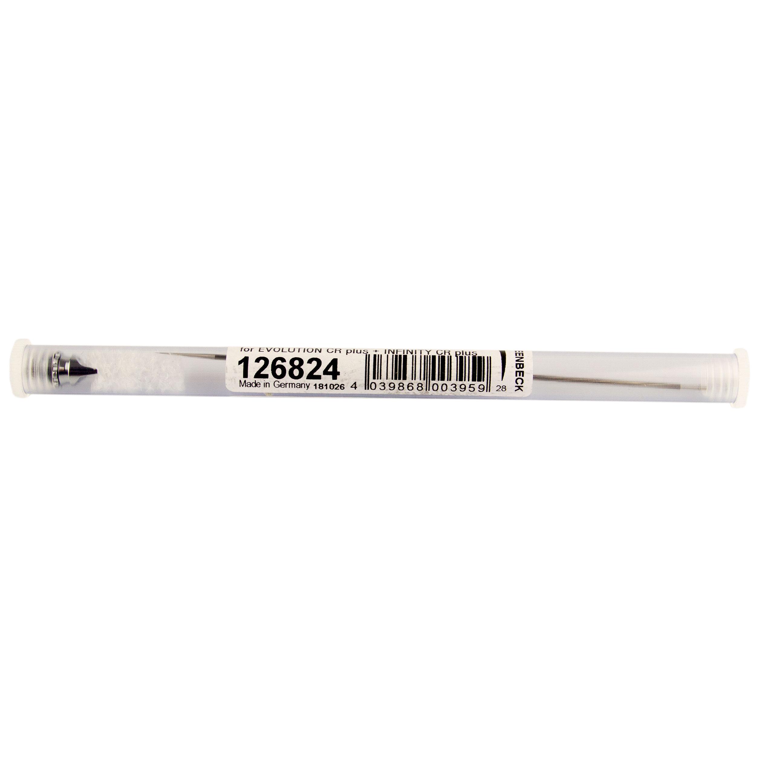 Düsensatz 0,15mm 126824 für CR plus fine line, Chrom