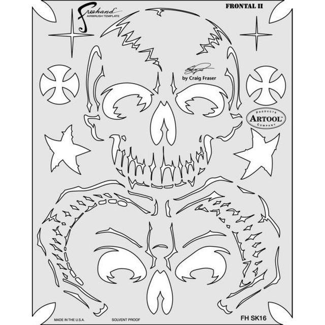 artool, Frontal II - the Return of Skull Master 200 370