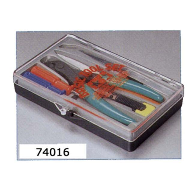 Tamiya Basis Werkzeug Satz 74016