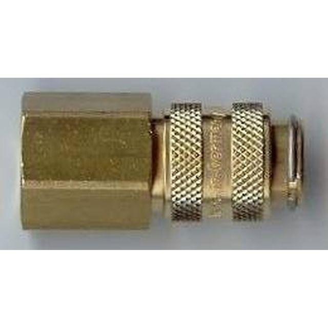Schnellkupplung, G 1/4  Innengewinde / für Stecknippel NW5