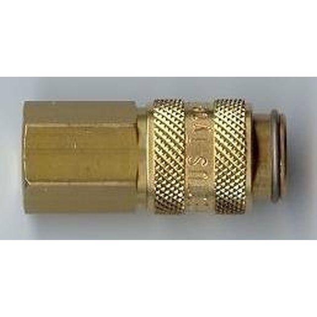 Schnellkupplung, G 1/8  Innengewinde / für Stecknippel NW5