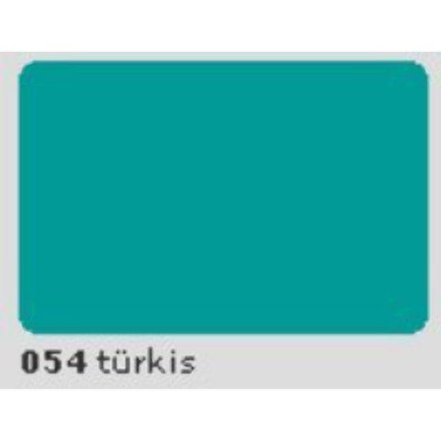 Oracal 651 Plotterfolie 63cm x 5m türkis 054