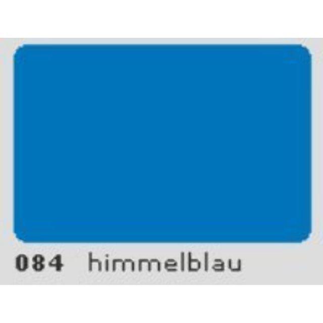 Oracal 651 Plotterfolie 63cm x 5m himmelblau 084