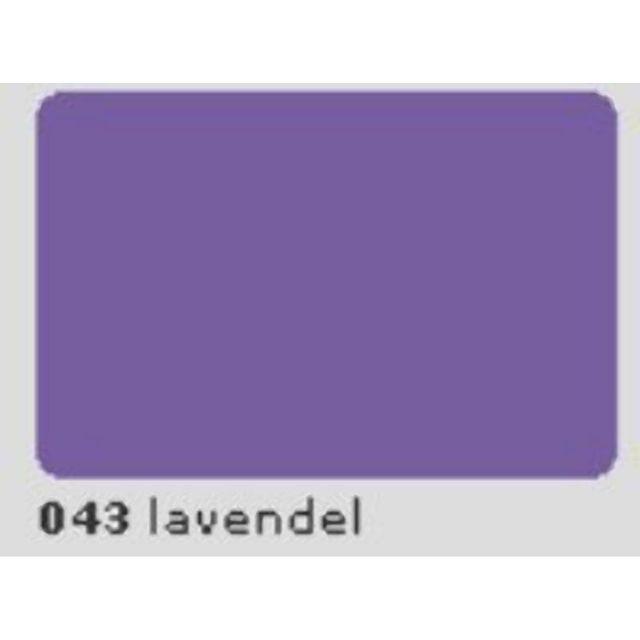 Oracal 651 Plotterfolie 63cm x 5m lavendel 043