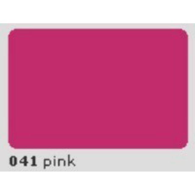 Oracal 651 Plotterfolie 63cm x 5m pink 041
