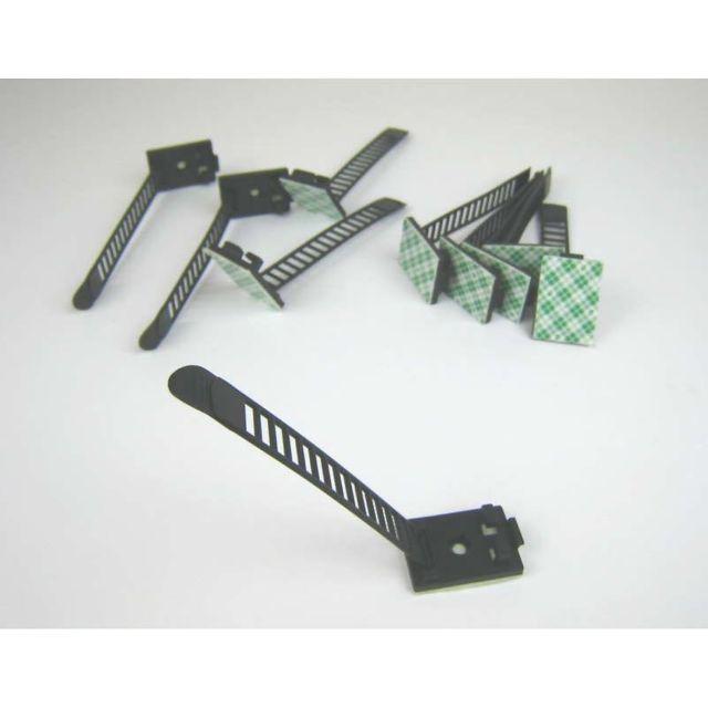 Kabelbinder Bündelklemme 85mm, schwarz, 10 Stück 59969D
