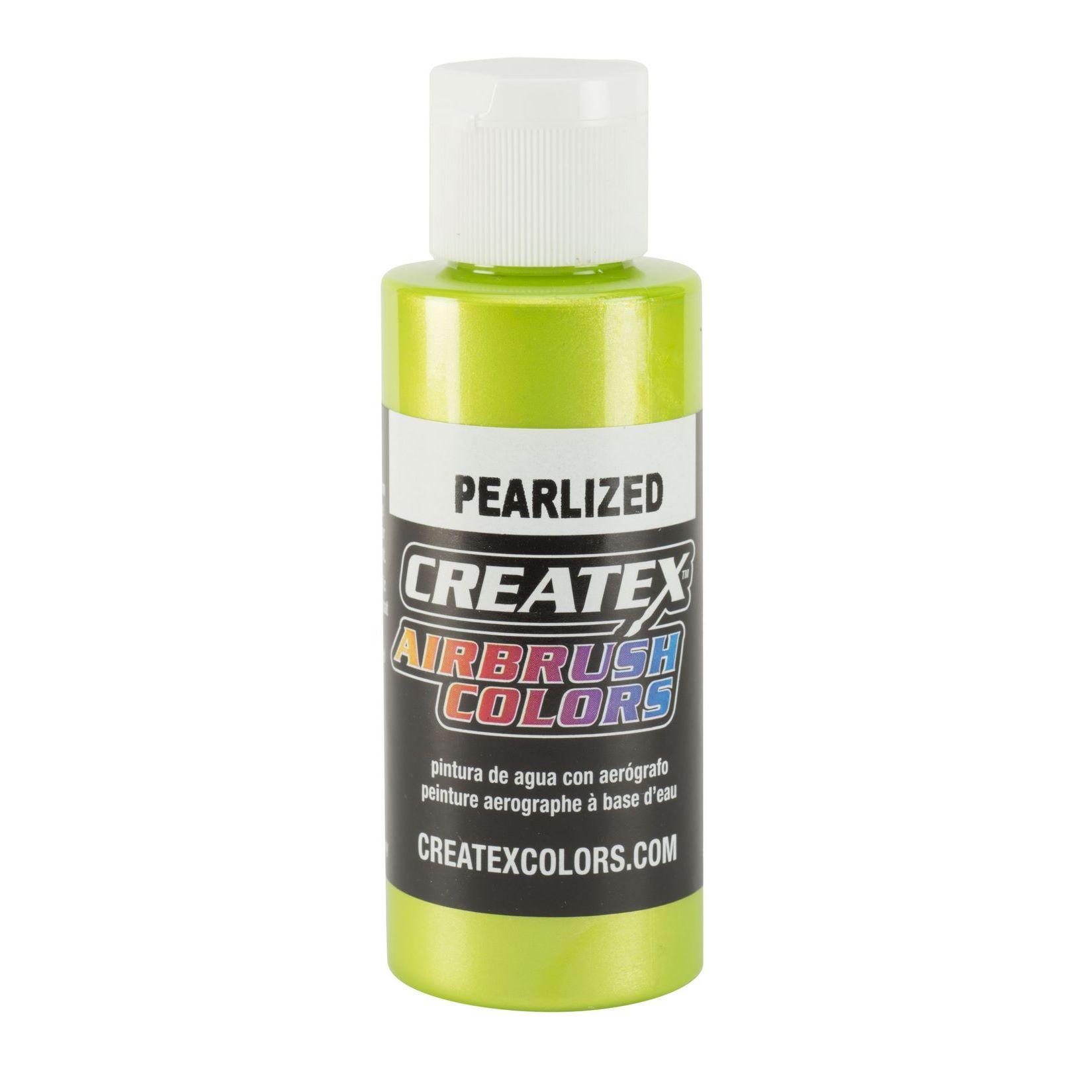 pearl Lime Createx Airbrush Colors Farbe 120ml 12 5313 Createx