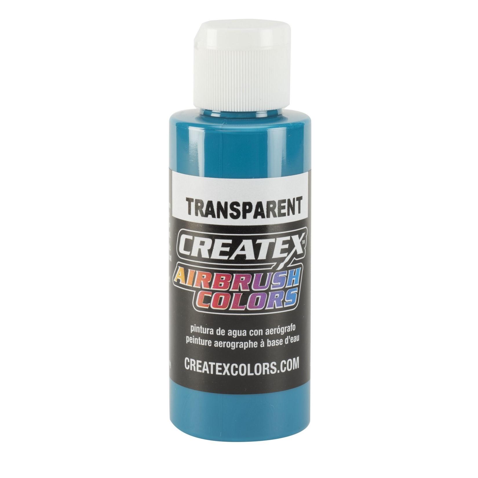 Türkis Createx Airbrush Colors Farbe 240ml 13 5112 Createx