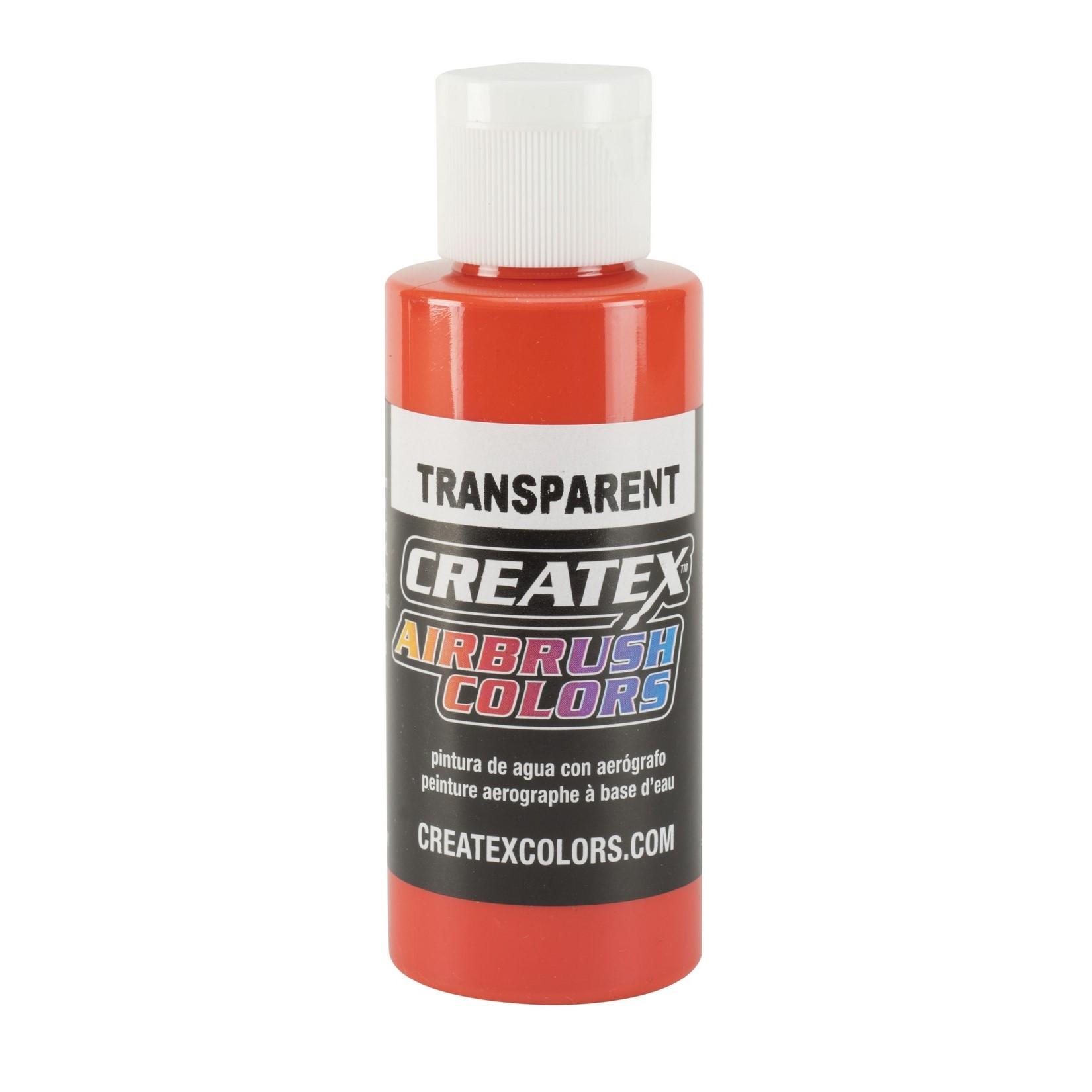 Sunset Red (Scharlach) Createx Airbrush Colors Farbe 240ml 13 5118 Createx