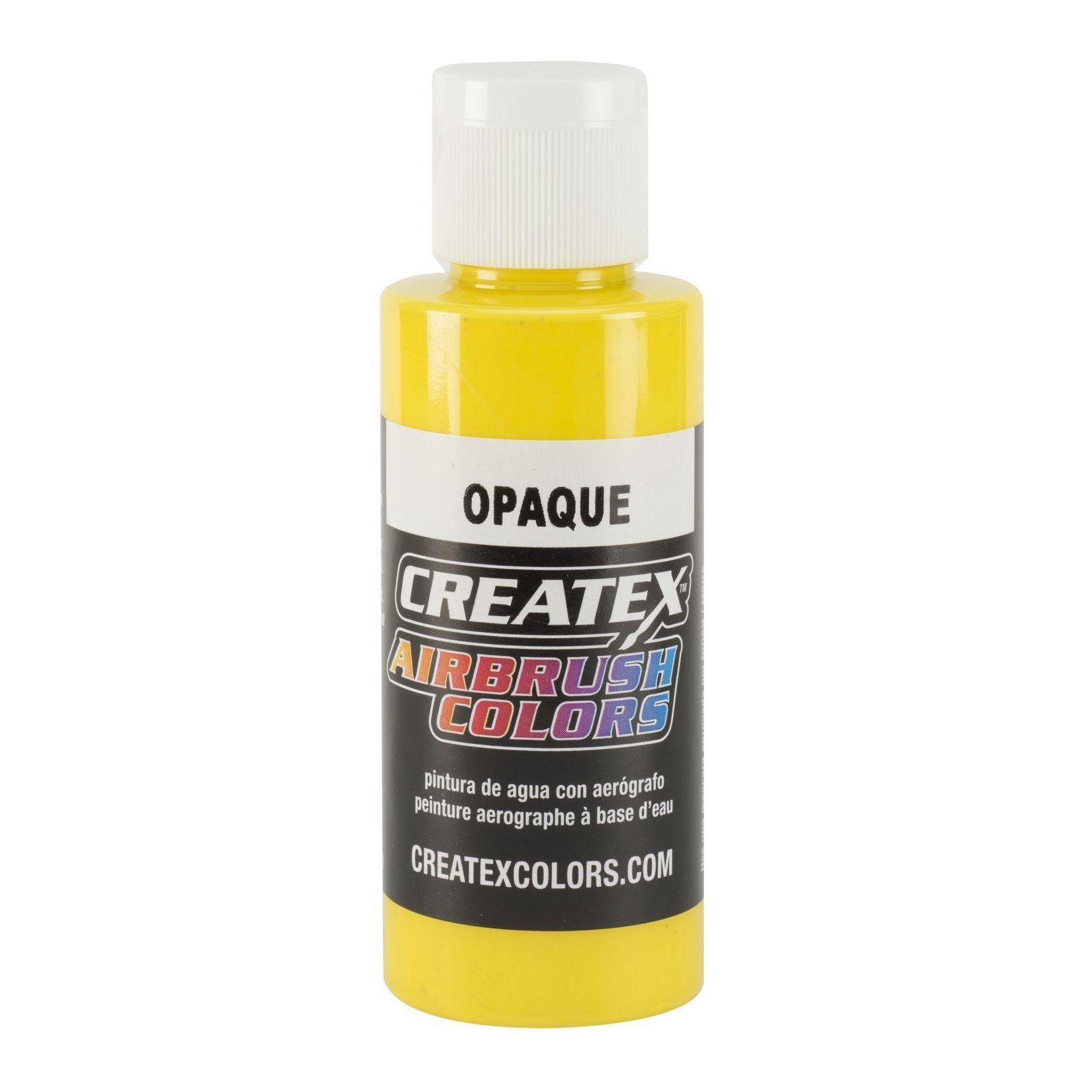 opaque Gelb Createx Airbrush Colors 480ml 14 5204 Airbrush Farbe Createx