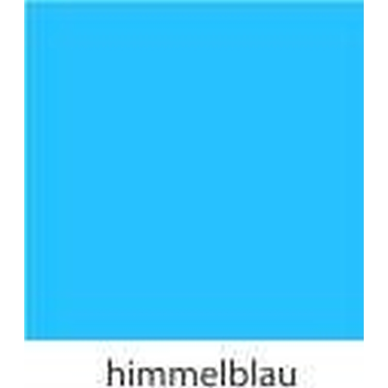 A-Flex himmelblau Flexfolie 50cm breit Transferfolie