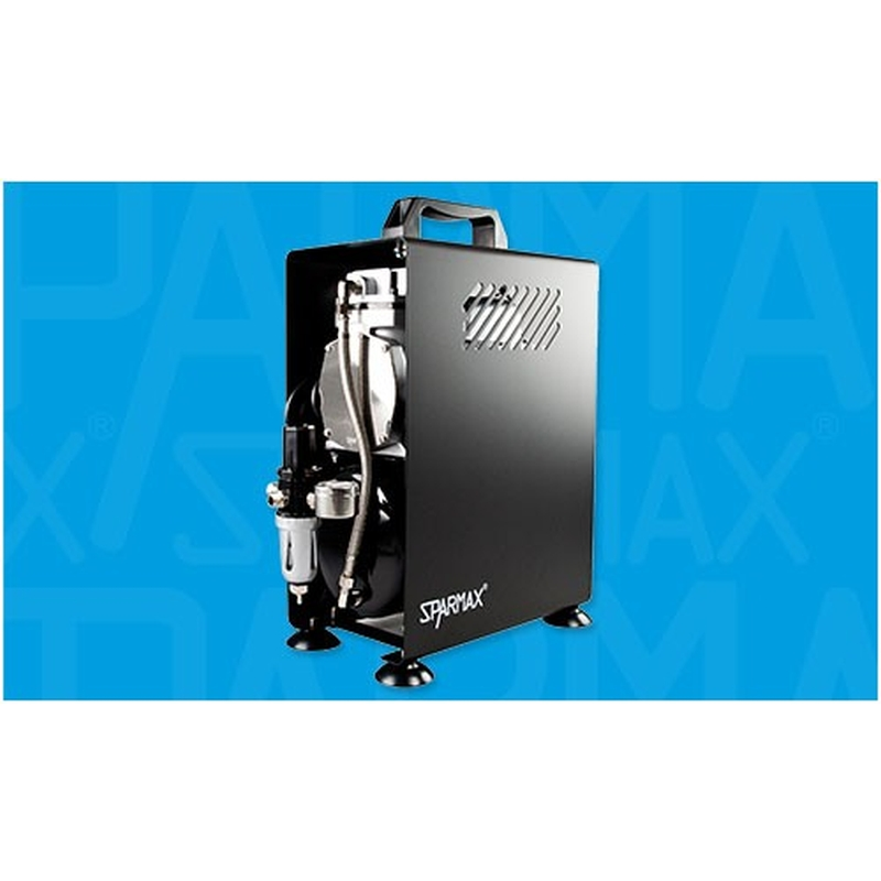 Sparmax TC-610H Plus Airbrush Kompressor 160010  Harder und Steenbeck