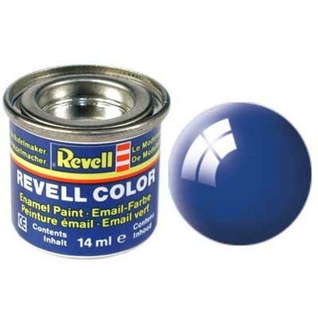 Revell Email Color 14ml blau, glaenzend  32152