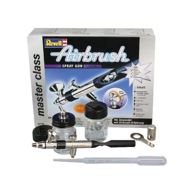 Airbrush Pistole Revell Spray Gunmaster class Flexible 39109