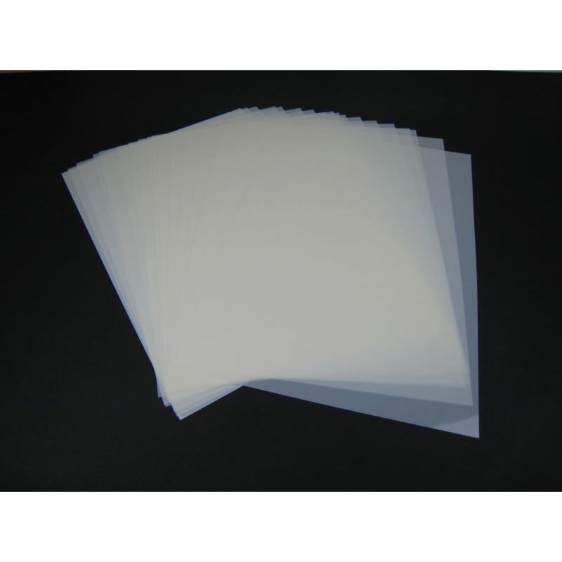 Mylar Schablonen Material DIN A2 Folie Mylarfolie 20 Stück