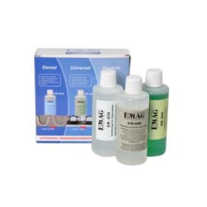 EMAG 3 x100ml. Reinigungskonzentrate  Home-Set